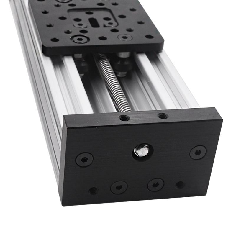 3D-Drucker-Z-Achsen-Gewinde-Spindel-T8-Z-Achse-Diy-C-Beam-Cnc-Schiebe-Tisch-R5N7 Indexbild 7