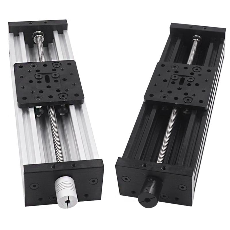 3D-Drucker-Z-Achsen-Gewinde-Spindel-T8-Z-Achse-Diy-C-Beam-Cnc-Schiebe-Tisch-R5N7 Indexbild 10