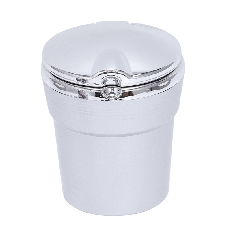 Car-Ashtray-With-Led-Light-Cigarette-Smoke-Travel-Remover-Ash-Cylinder-Car-R7P7 thumbnail 19