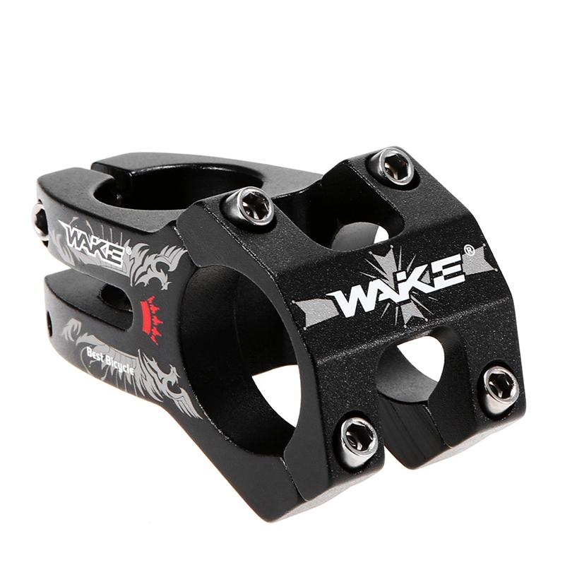 WAKE Cycling Bicycle Aluminium Alloy MTB Road Bike Handlebar Stem 31.8mm UK W2H9