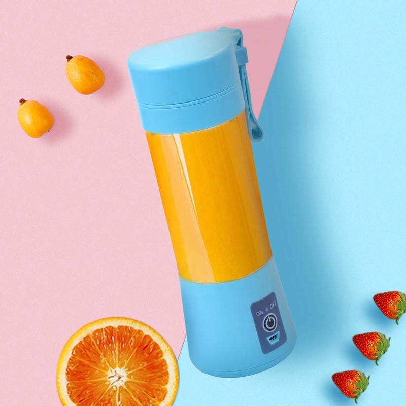 Taza-De-Exprimidor-Usb-Mezclador-De-Jugo-Movil-Mezclador-De-Fruta-Domesti-W6B1 miniatura 3