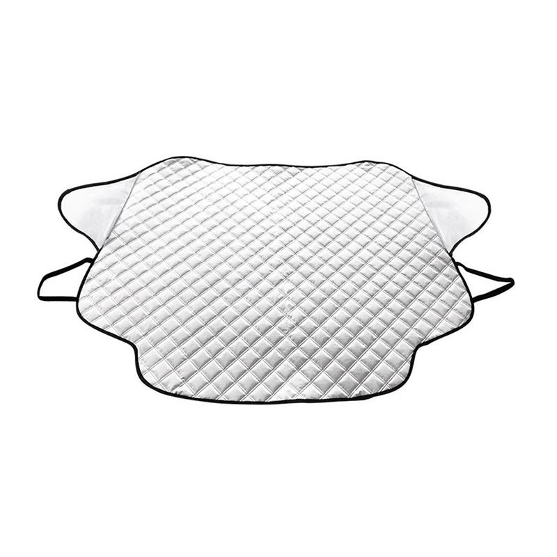 car le pare brise prot ge la couverture de neige avec des bords magn tiques j5n7 ebay. Black Bedroom Furniture Sets. Home Design Ideas