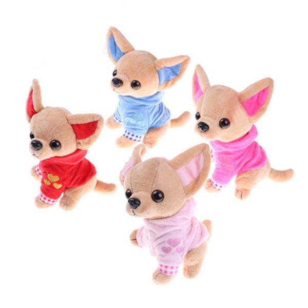 1-Pieza-17Cm-Perrito-Chihuahua-Juguete-Para-Ninos-Kawaii-Muneca-Animal-De-S-N2Q9 miniatura 6