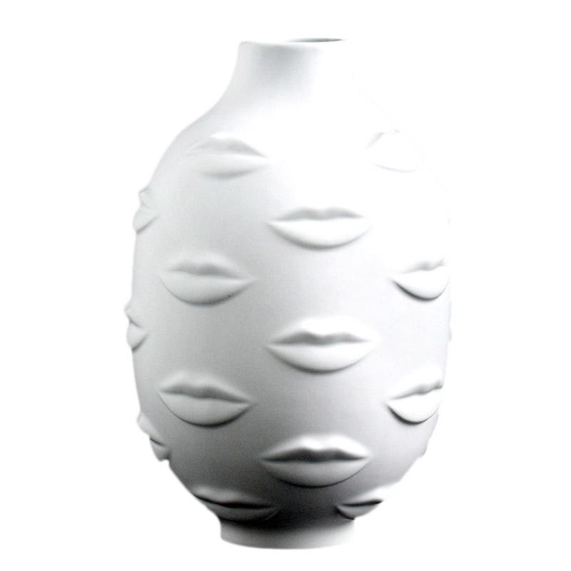 Artistas-Plantas-En-Macetas-Decoracion-De-Jardin-Florero-De-Ceramica-Blanca-C4F3 miniatura 10