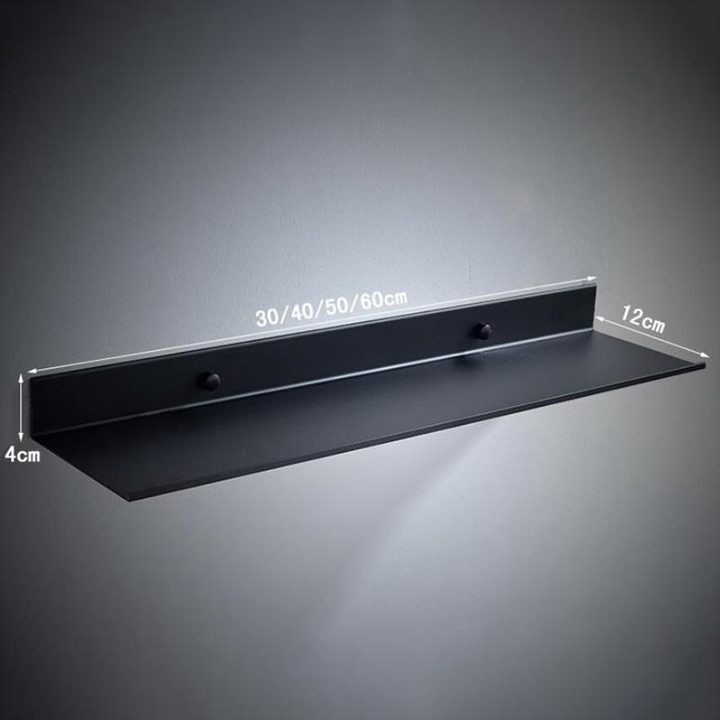 Estantes-De-Bano-Cocina-Estante-De-Pared-Ducha-Rack-De-Almacenamiento-Acces-X2Y5 miniatura 5
