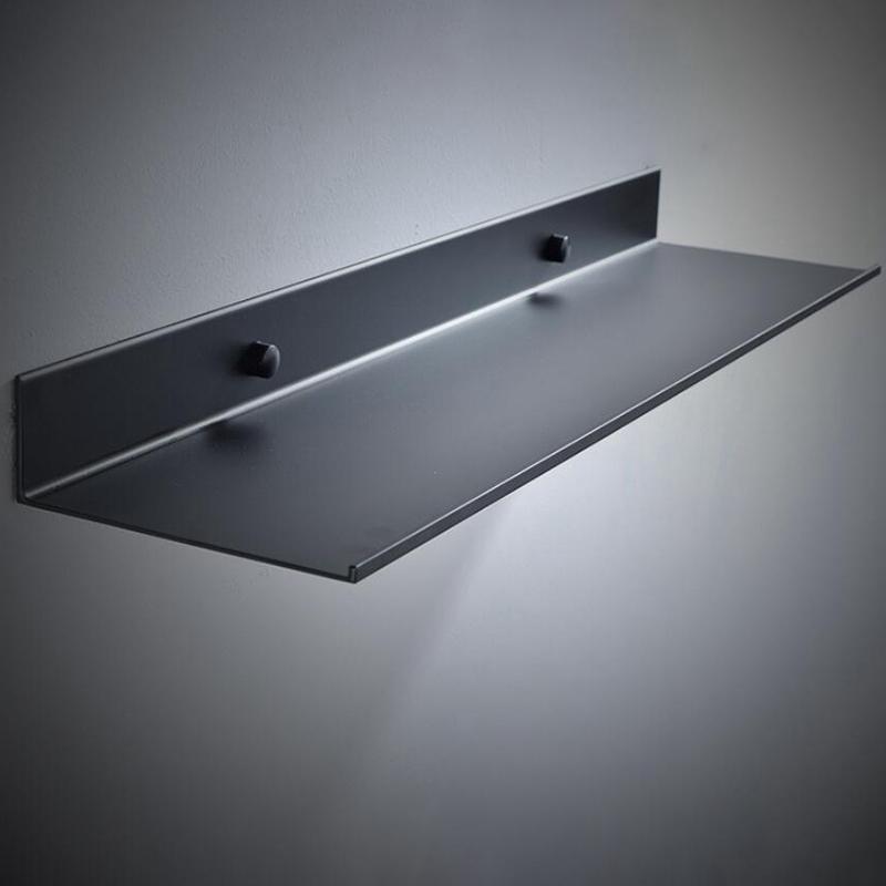 Estantes-De-Bano-Cocina-Estante-De-Pared-Ducha-Rack-De-Almacenamiento-Acces-X2Y5 miniatura 6
