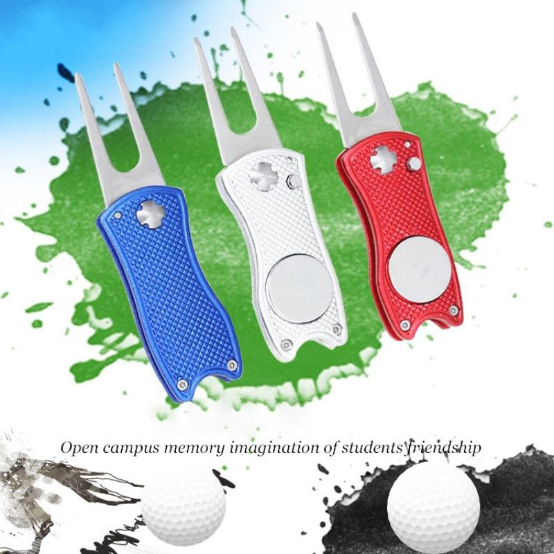 Foldable-Golf-Divot-Tool-Pitch-Groove-Cleaner-Golf-Training-Aids-Golf-Acces-A6L2 thumbnail 11