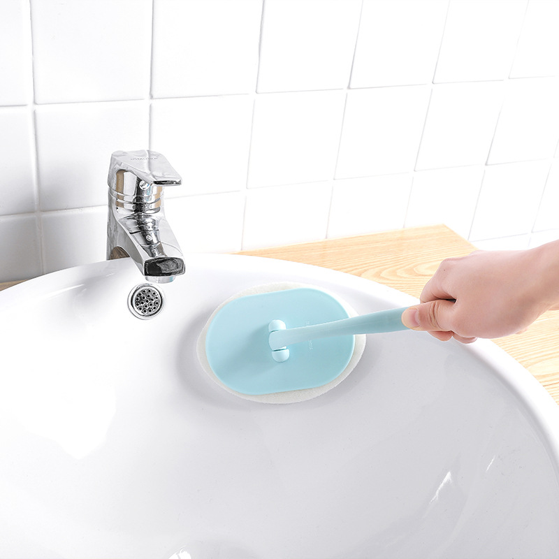 1-Unid-Multifuncion-Hogar-Cepillo-De-Limpieza-Esponja-Suministros-Para-El-H-Y2O2 miniatura 8