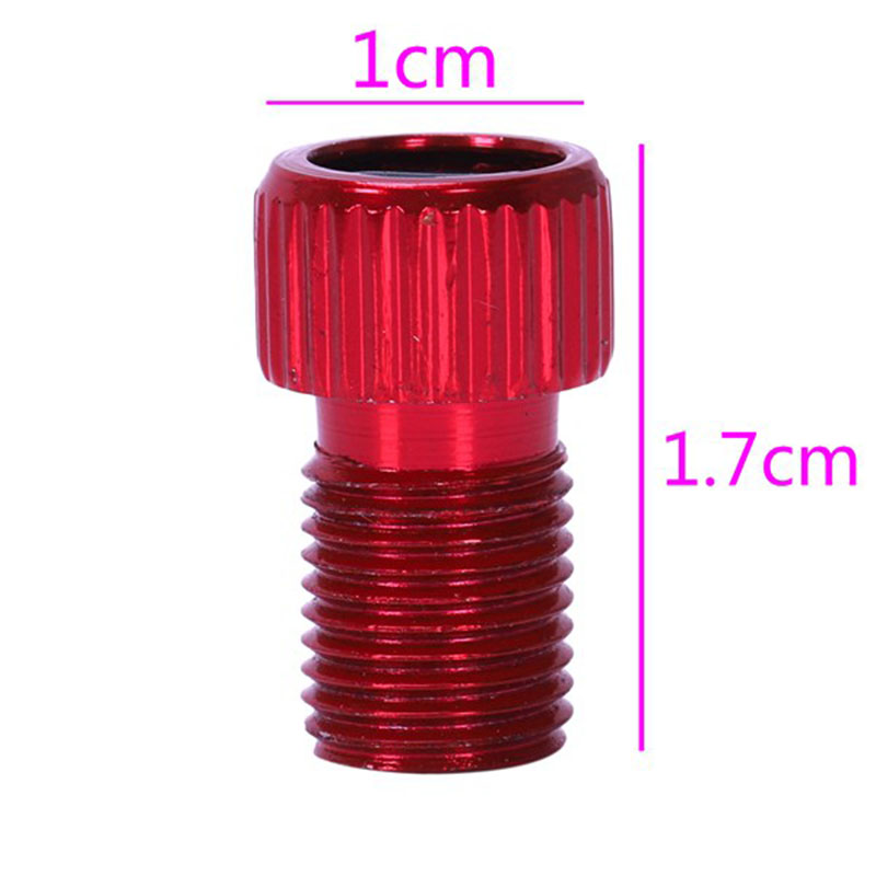 10Pcs-Presta-To-Schrader-Valve-Adapter-Converter-Multicolor-Bicycle-Bike-Ti-D1W1 thumbnail 6