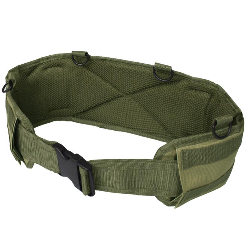 600D-Oxford-Sports-Vest-Molle-Combat-Assault-Plate-Carrier-Vest-Camouflage-E5S6 thumbnail 4