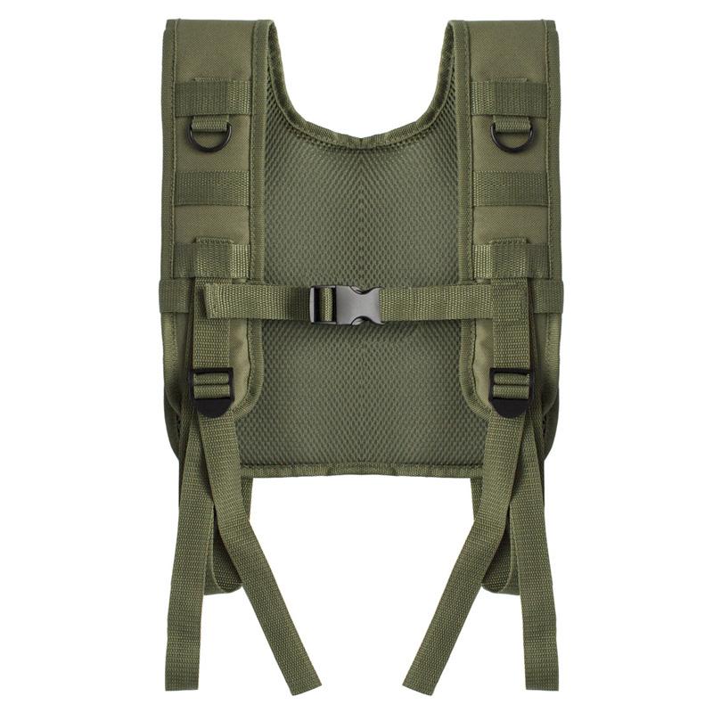 600D-Oxford-Sports-Vest-Molle-Combat-Assault-Plate-Carrier-Vest-Camouflage-E5S6 thumbnail 9