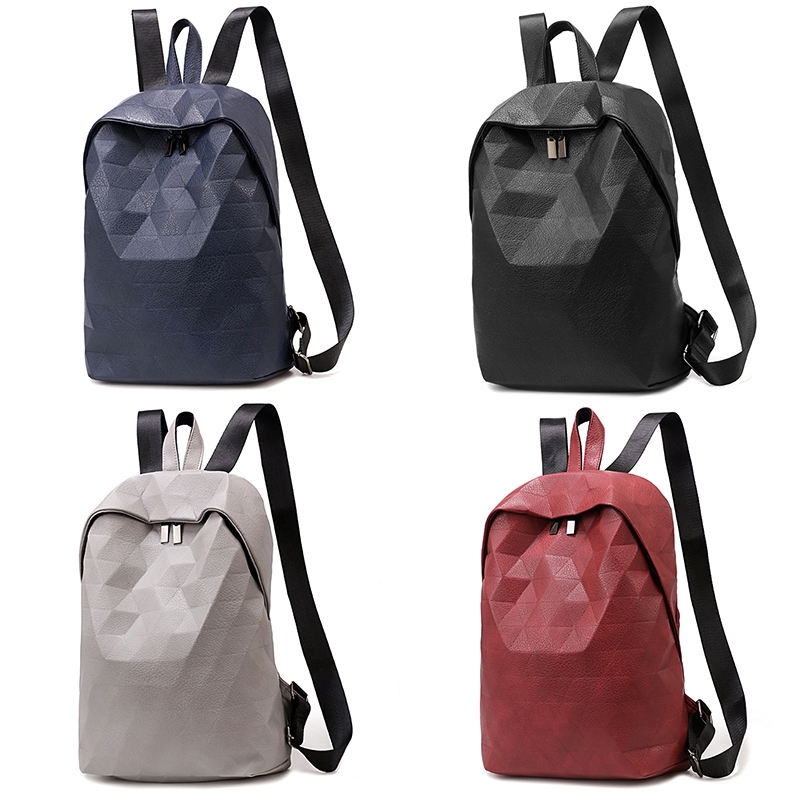 Women-Backpack-Geometric-Backpacks-Bagpack-Girls-Travel-Shoulder-Bags-For-S-R6I6 miniatuur 18