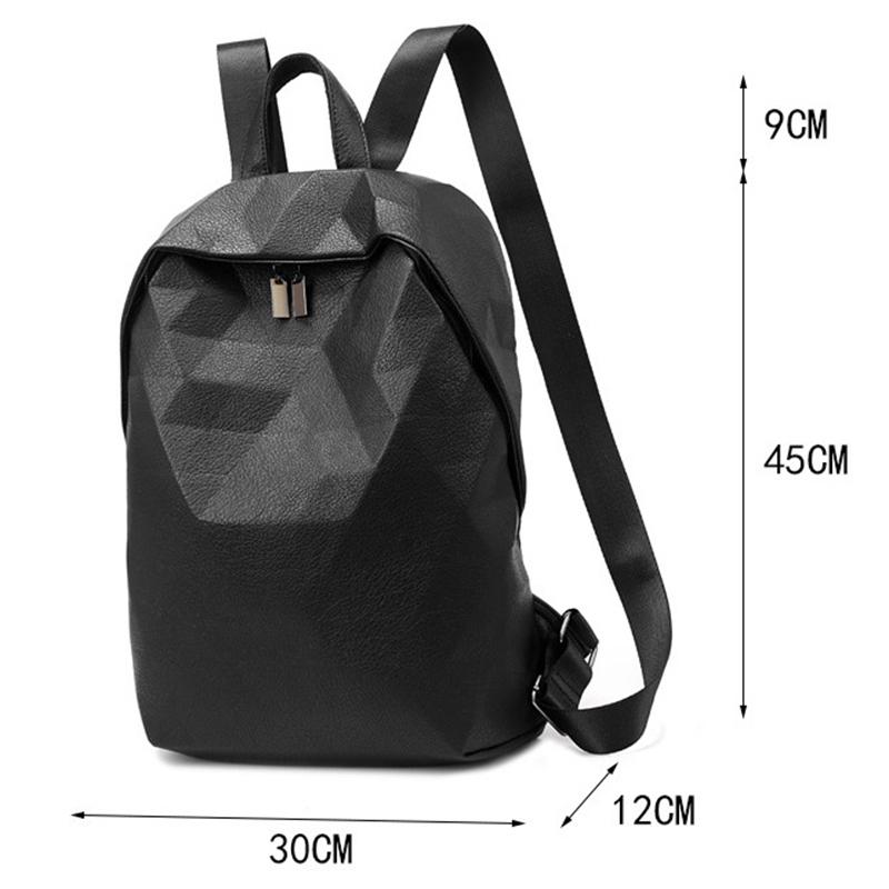 Women-Backpack-Geometric-Backpacks-Bagpack-Girls-Travel-Shoulder-Bags-For-S-R6I6 miniatuur 24