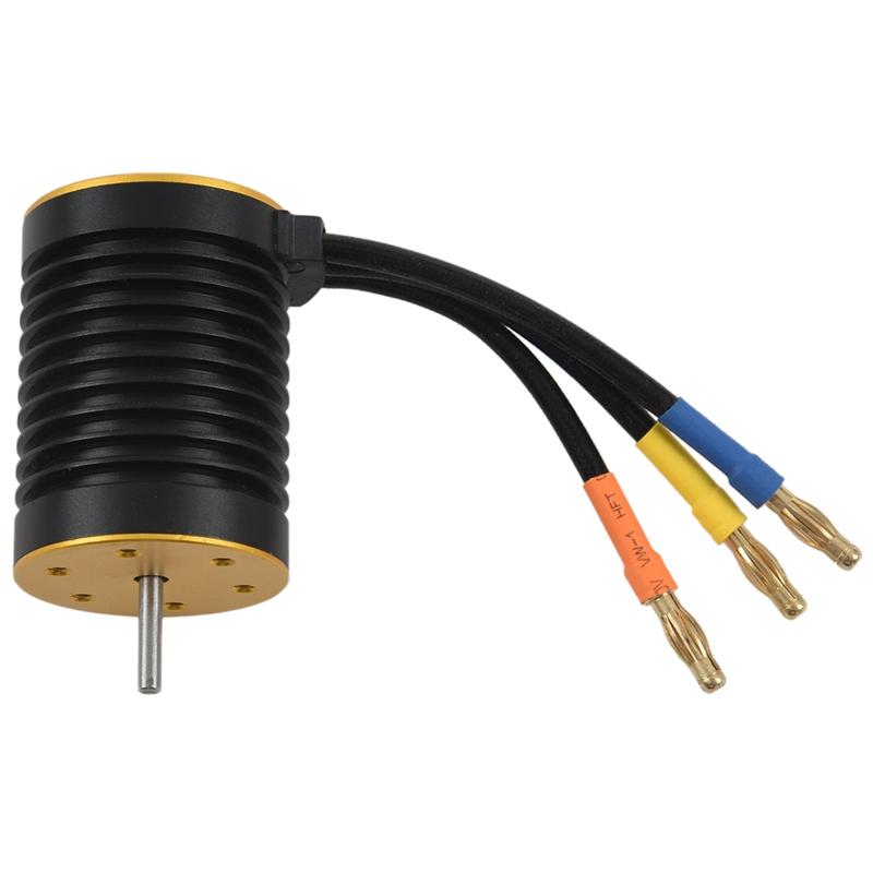 Motore-Brushless-impermeabile-per-1-10-RC-Auto-1-V4P9 miniatura 6