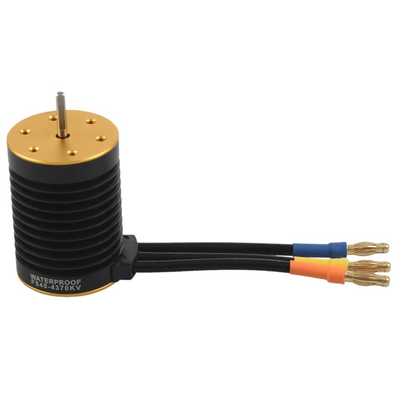 Motore-Brushless-impermeabile-per-1-10-RC-Auto-1-V4P9 miniatura 7