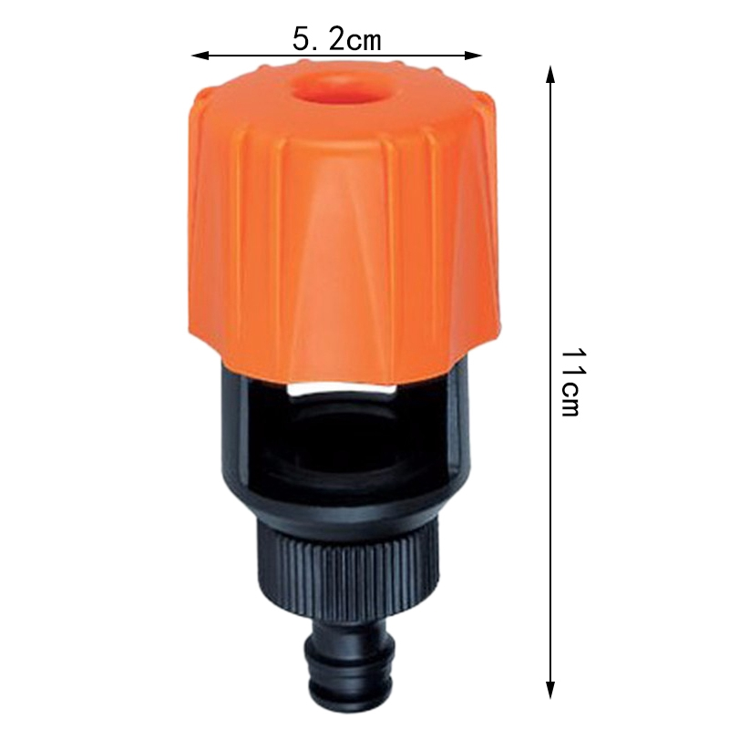 1X-Universal-Kuechen-Armatur-Rohr-Schlauch-Verbinder-Adapter-Montage-SchnellZ1K5 Indexbild 4