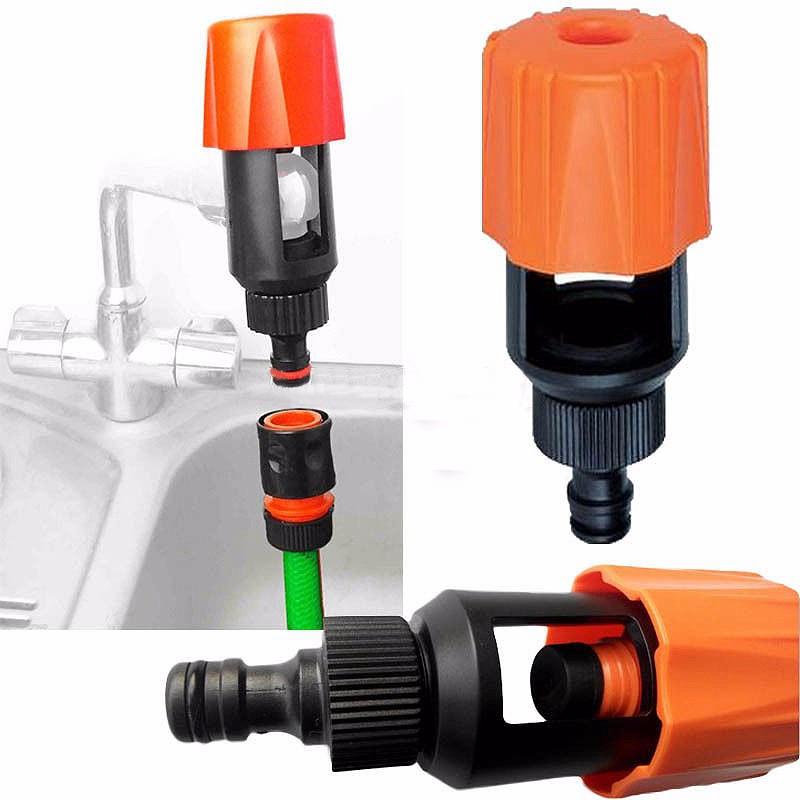 1X-Universal-Kuechen-Armatur-Rohr-Schlauch-Verbinder-Adapter-Montage-SchnellZ1K5 Indexbild 5