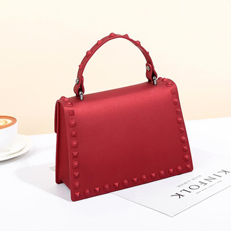 Neue-Frauen-Umhaenge-Tasche-Luxus-Handtaschen-Damen-Taschen-Designer-Gelee-T-B8R7 Indexbild 3