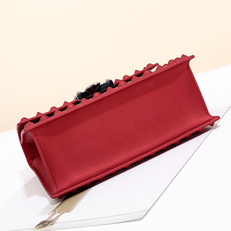 Neue-Frauen-Umhaenge-Tasche-Luxus-Handtaschen-Damen-Taschen-Designer-Gelee-T-B8R7 Indexbild 4