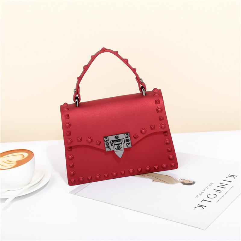 Neue-Frauen-Umhaenge-Tasche-Luxus-Handtaschen-Damen-Taschen-Designer-Gelee-T-B8R7 Indexbild 7