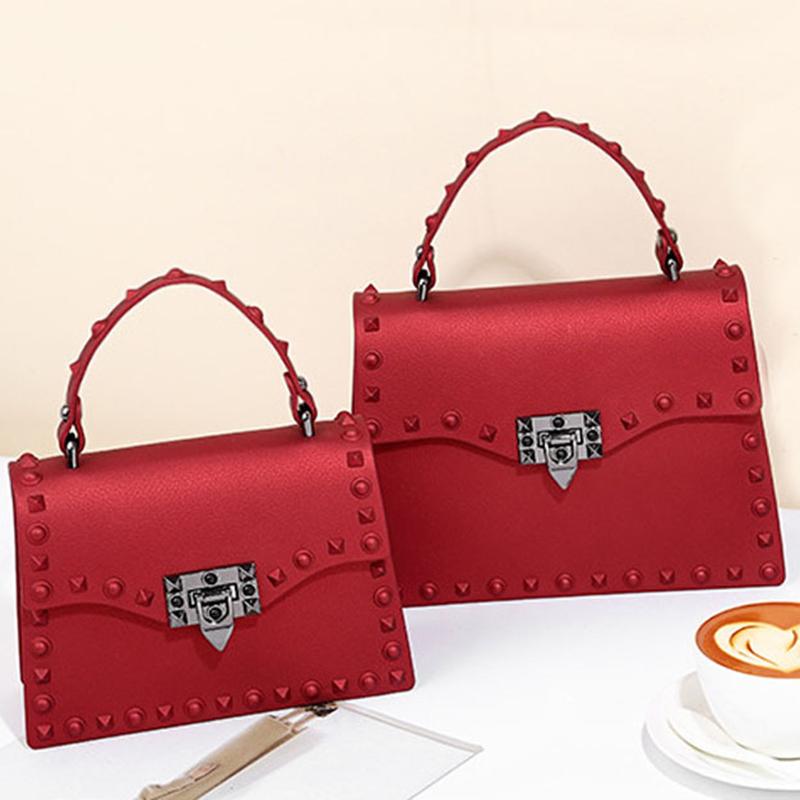 Neue-Frauen-Umhaenge-Tasche-Luxus-Handtaschen-Damen-Taschen-Designer-Gelee-T-B8R7 Indexbild 8