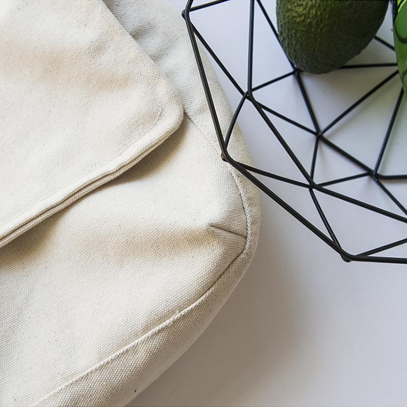 Fashion-Classic-Solid-Color-Hasp-Messenger-Bags-School-Bags-Women-Canvas-HaA6E4 thumbnail 8