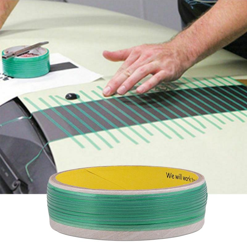 Auto-Messer-Schneiden-Tape-Fuer-Vinyl-Wrap-Schneide-Linie-Nadel-Streifen-O6V6 Indexbild 6