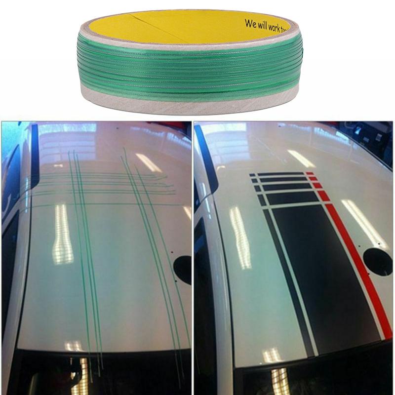 Auto-Messer-Schneiden-Tape-Fuer-Vinyl-Wrap-Schneide-Linie-Nadel-Streifen-O6V6 Indexbild 7