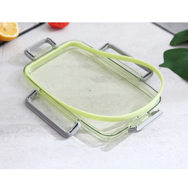 2X-Portable-Lunch-Box-Independent-Grid-Rectangular-Lunch-Box-Leakproof-Food7J8 thumbnail 11