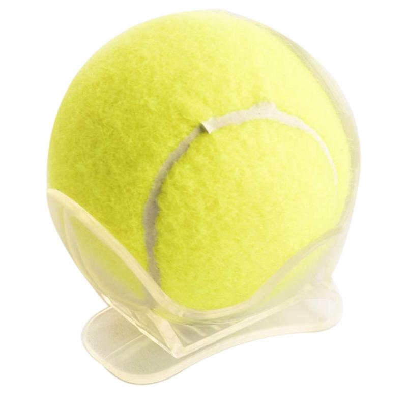 2X 1Pcs Clip De Tennis Clip De Tennis Professionnel Clip Transparent AccessJ8S8