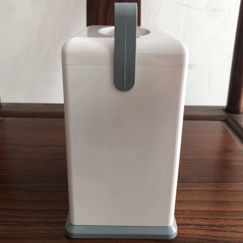 Usb-Battery-Refroidisseur-D-039-air-A-Double-Usage-Mini-Ventilateur-Portatif-Mi-Y7I4 miniature 4