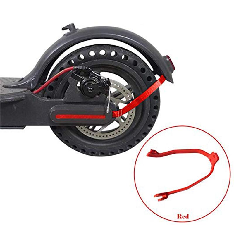 Soporte-De-Guardabarros-Trasero-Soporte-Rigido-Para-Scooter-Electrico-M7T9 miniatura 22