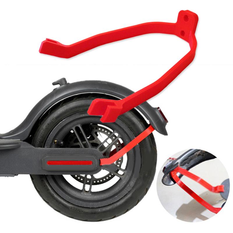 Soporte-De-Guardabarros-Trasero-Soporte-Rigido-Para-Scooter-Electrico-M7T9 miniatura 24