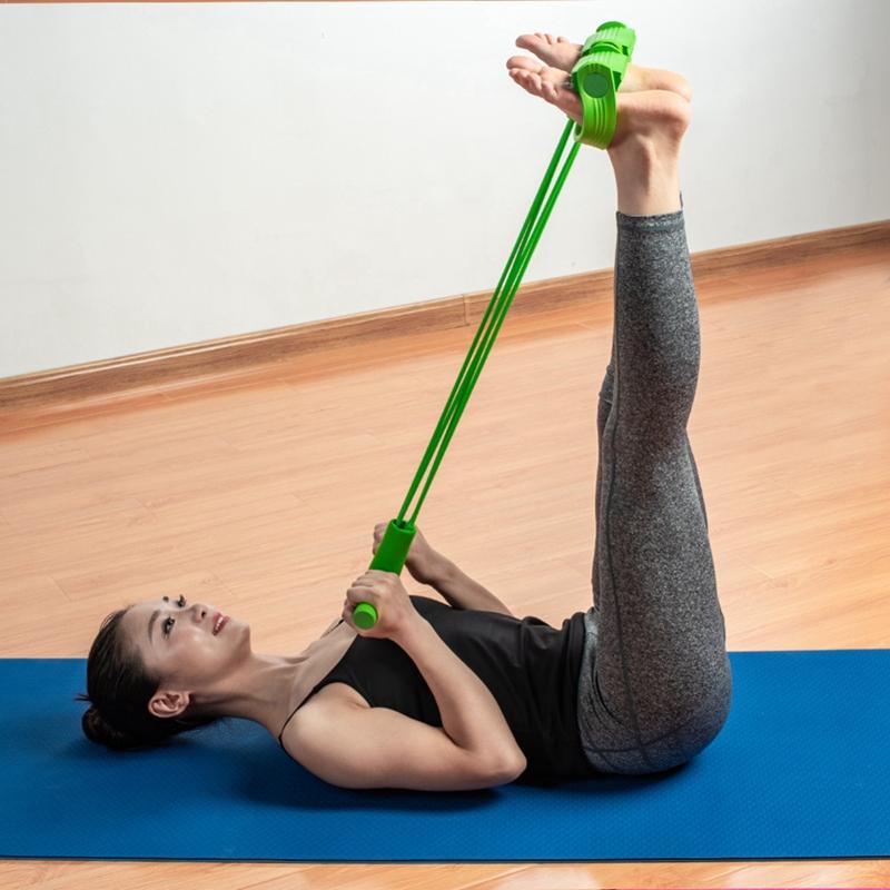 1X-Equipo-de-Fitness-Pedal-de-Cuatro-Patas-Puller-Pedal-Yoga-Puller-Disposit-MIJ miniatura 14