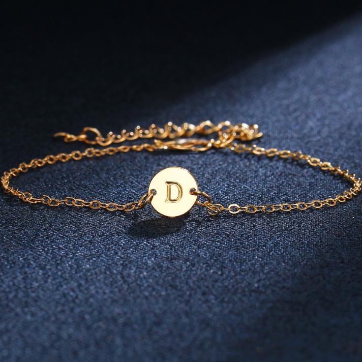 5X-New-Fashion-Women-Bracelet-Gold-Color-Alloy-Letter-Charm-Adjustable-Brac-Y8X9 thumbnail 13