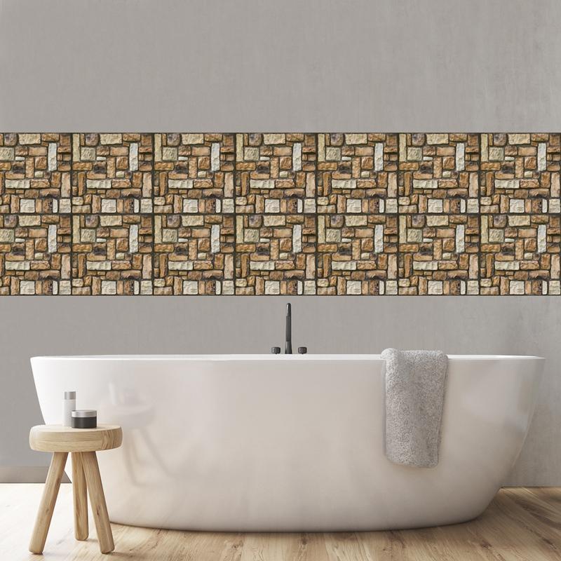 30Cm-X-30Cm-Selbstklebende-Fliesen-Wandkunst-Toilette-Dekor-3D-V4M5 Indexbild 4
