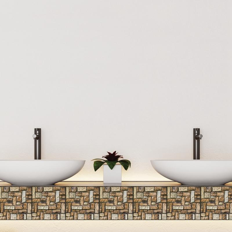 30Cm-X-30Cm-Selbstklebende-Fliesen-Wandkunst-Toilette-Dekor-3D-V4M5 Indexbild 6