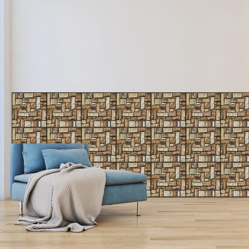30Cm-X-30Cm-Selbstklebende-Fliesen-Wandkunst-Toilette-Dekor-3D-V4M5 Indexbild 7