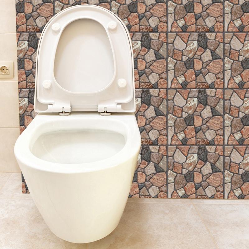 30Cm-X-30Cm-Selbstklebende-Fliesen-Wandkunst-Toilette-Dekor-3D-V4M5 Indexbild 33