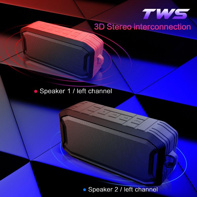 Ipx7-Wasserdichter-Drahtloser-Bluetooth-Lautsprecher-Im-Freien-5-0-Wasserdi-M5J7 Indexbild 16