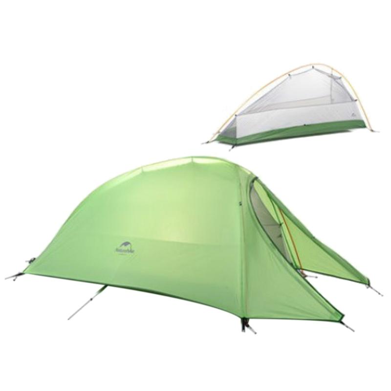 Tenda da campeggio tutti'aperto facile da insDiuominiionere indipendente a cupola escursionismo impermeabile BAC N3Q6