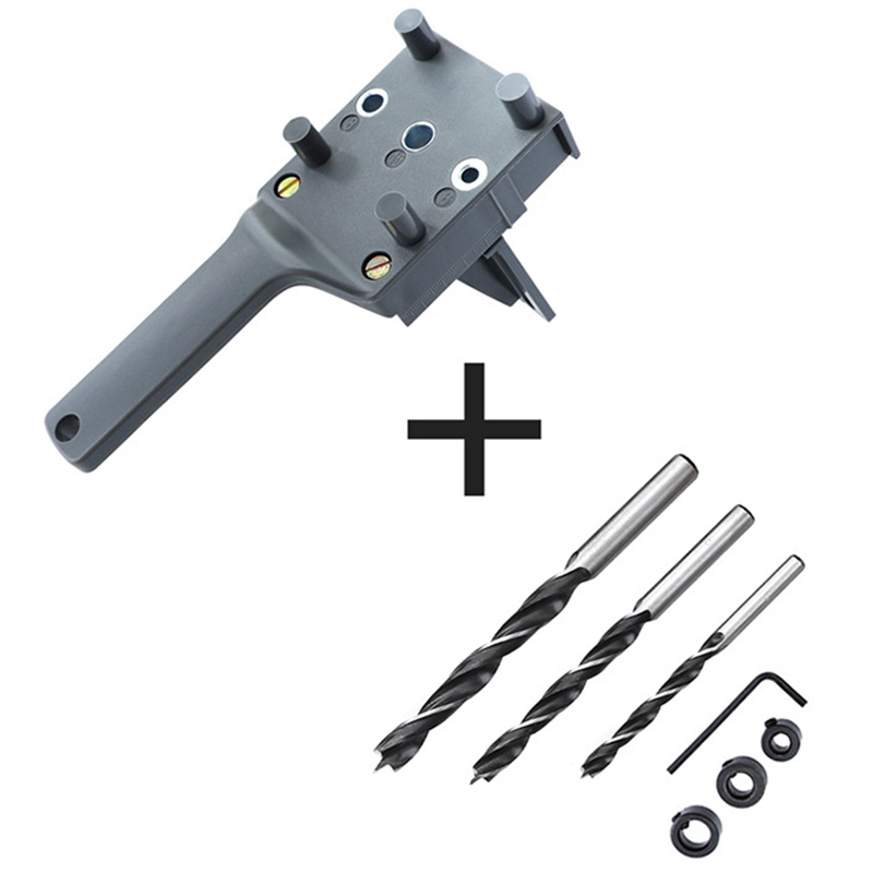 Abs-Plastic-Pocket-Hole-Handheld-Drill-Guide-Jig-With-6-8-10Mm-Drill-Bit-S1J7