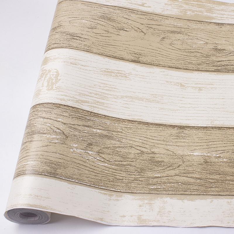 Wood-Grain-Home-Decor-Furniture-Wrap-Waterproof-Wall-Sticker-Self-Adhesive-W2M5 thumbnail 20