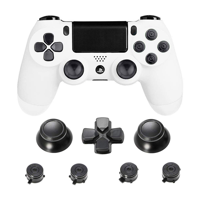 Metal Thumb Grips For Ps4 Controller Aluminum Replacement