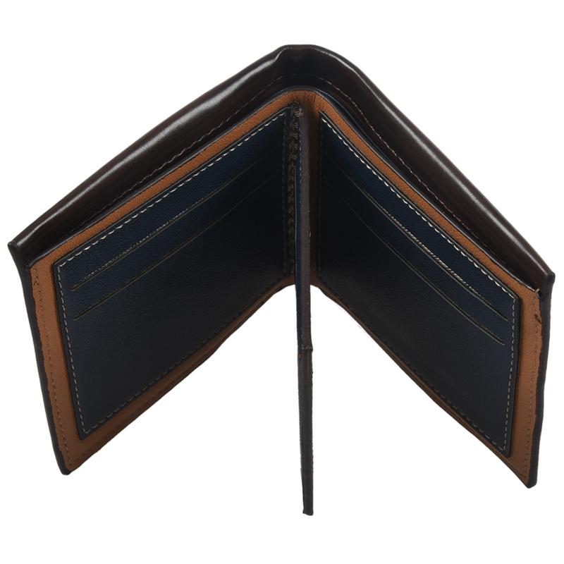 baellerry-Men-Wallet-Leather-Vintage-Purses-High-Quality-Money-Bag-Credit-C-X2C2 thumbnail 21