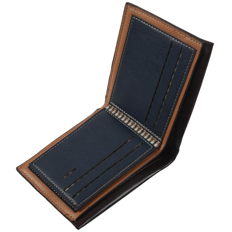 baellerry-Men-Wallet-Leather-Vintage-Purses-High-Quality-Money-Bag-Credit-C-X2C2 thumbnail 23