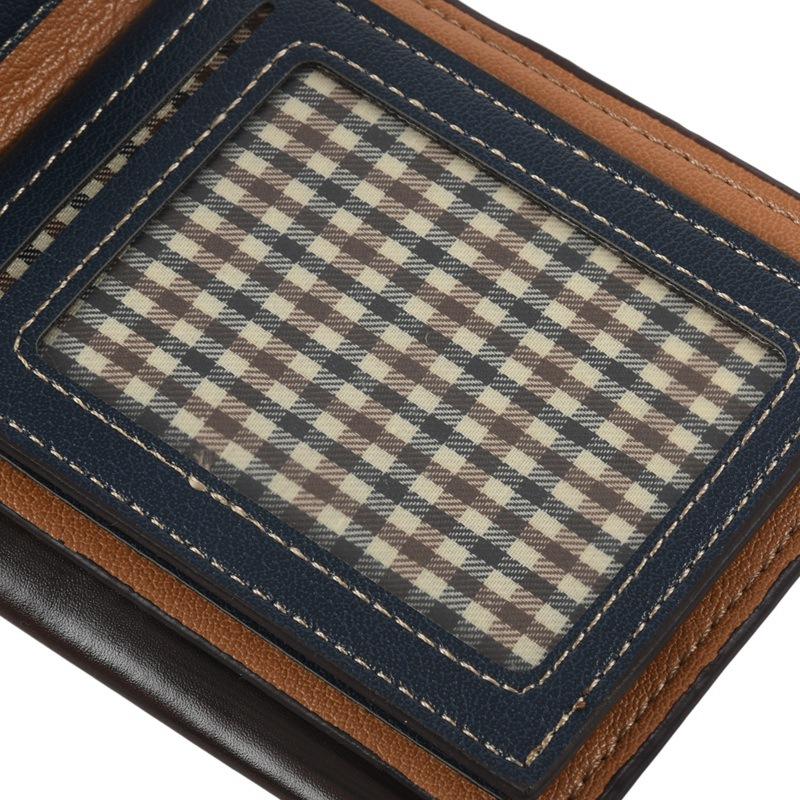 baellerry-Men-Wallet-Leather-Vintage-Purses-High-Quality-Money-Bag-Credit-C-X2C2 thumbnail 25