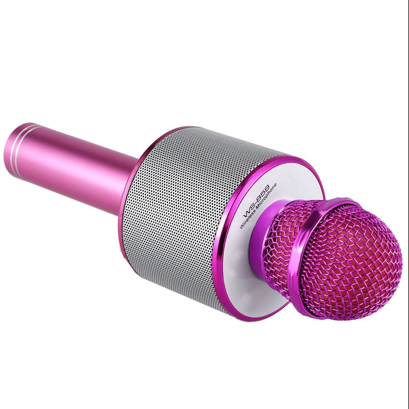 Microfono-de-karaoke-inalambrico-Mini-KTV-en-casa-Bluetooth-portatil-para-t-U2N8 miniatura 8