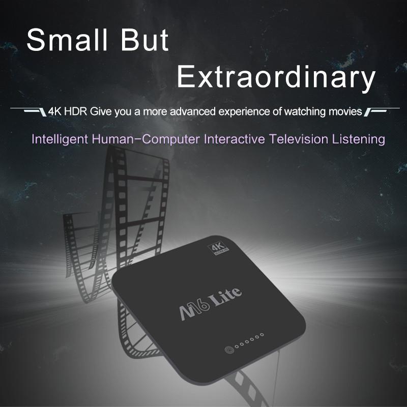 1X-M16-Lite-Android-Smart-Tv-Box-Ddr3-Emmc-Rom-Set-Top-Box-4K-3D-H-265-Wifi-W4Q1 miniatura 11