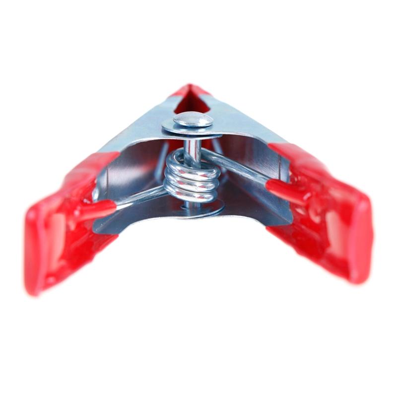 10-StUCke-2-Zoll-Mini-Metall-Schwere-Feder-Klemmen-Krol-Klemme-Rot-Kunststo-Z8L4 Indexbild 6